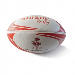 Swiss Rugby replica ball