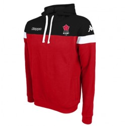 Red and Black Hoody (men)
