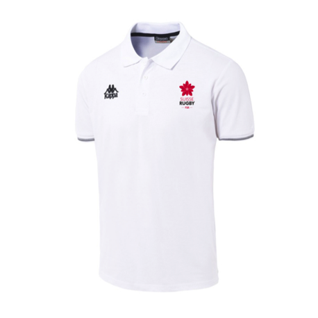 Polo Suisserugby blanc