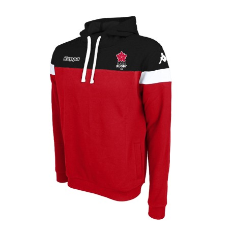 Red and Black Hoody (junior)