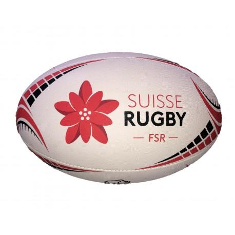 Ballon de match officiel Suisse Rugby