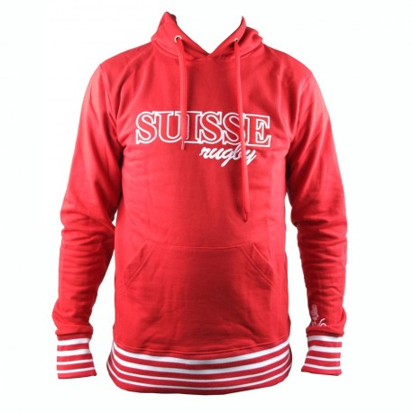 Swiss Rugby hooded sweatshirt child - 40% DISCOUNT