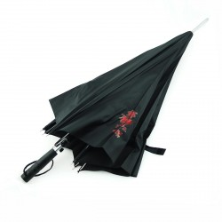 Swiss Rugby umbrella black - 40% DISCOUNT